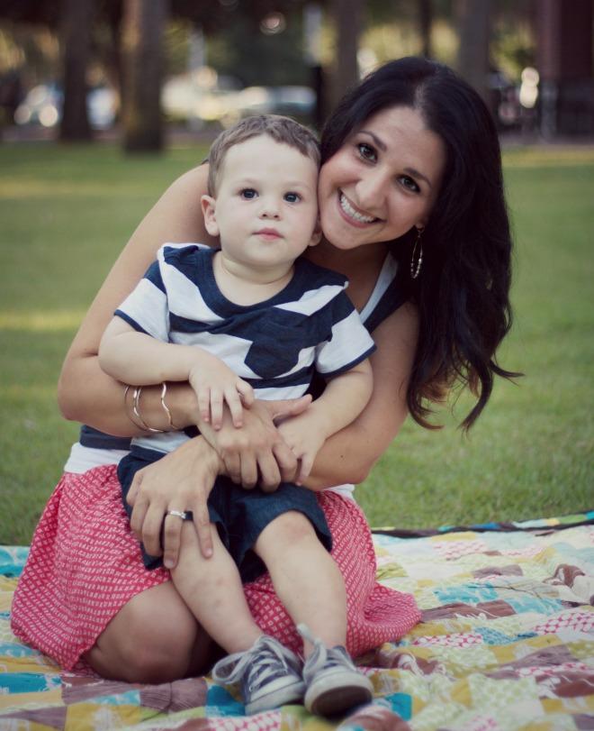 Owen & Mommy